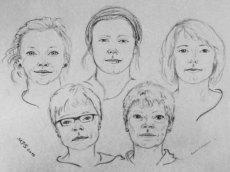 Gruppenportrait